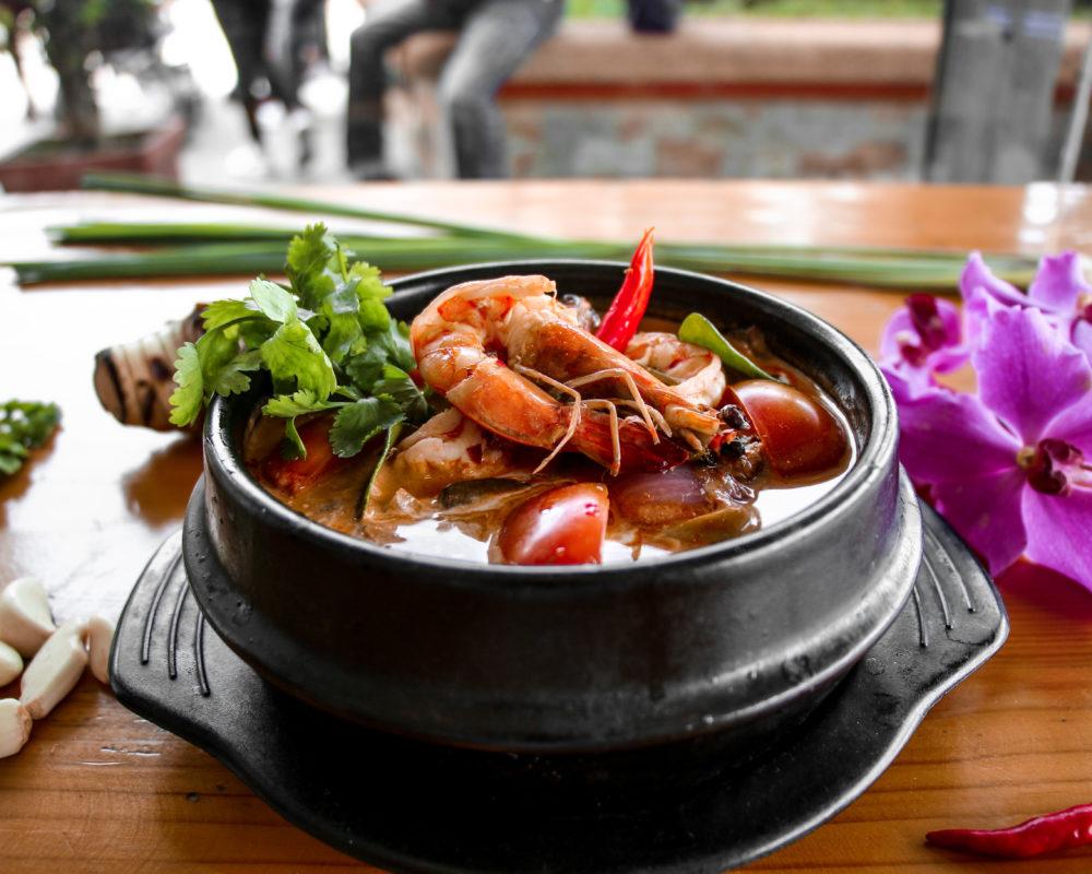 Tomyun Gong Soup
